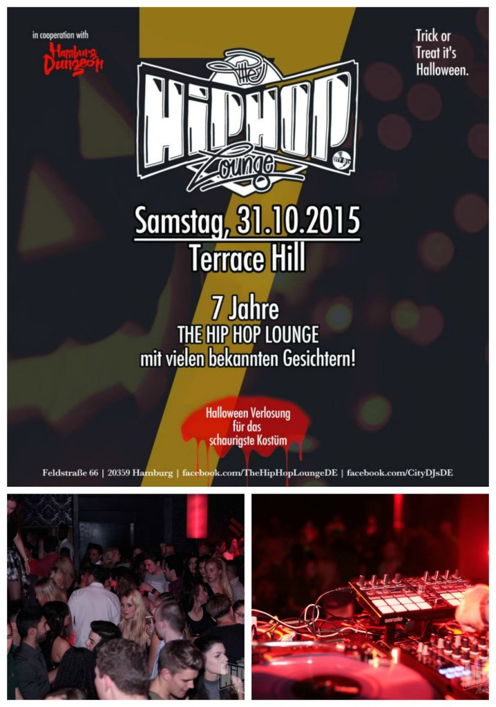 hip hop party hamburg heute