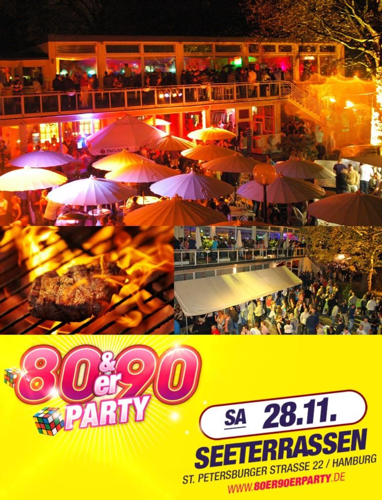 hip hop party hamburg heute