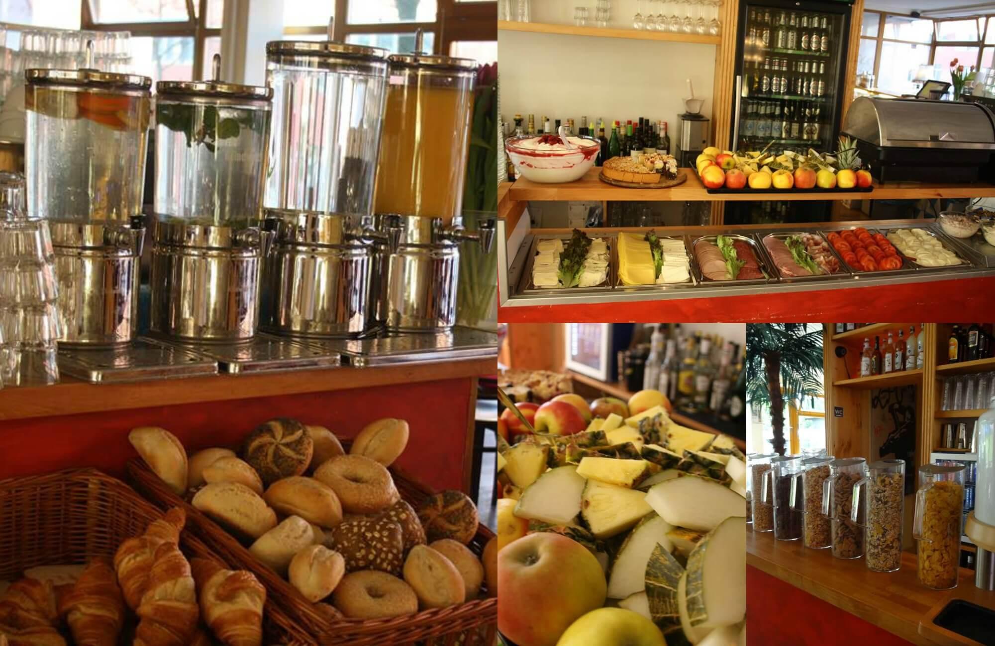Vesper Restaurant Cafe Hamburg