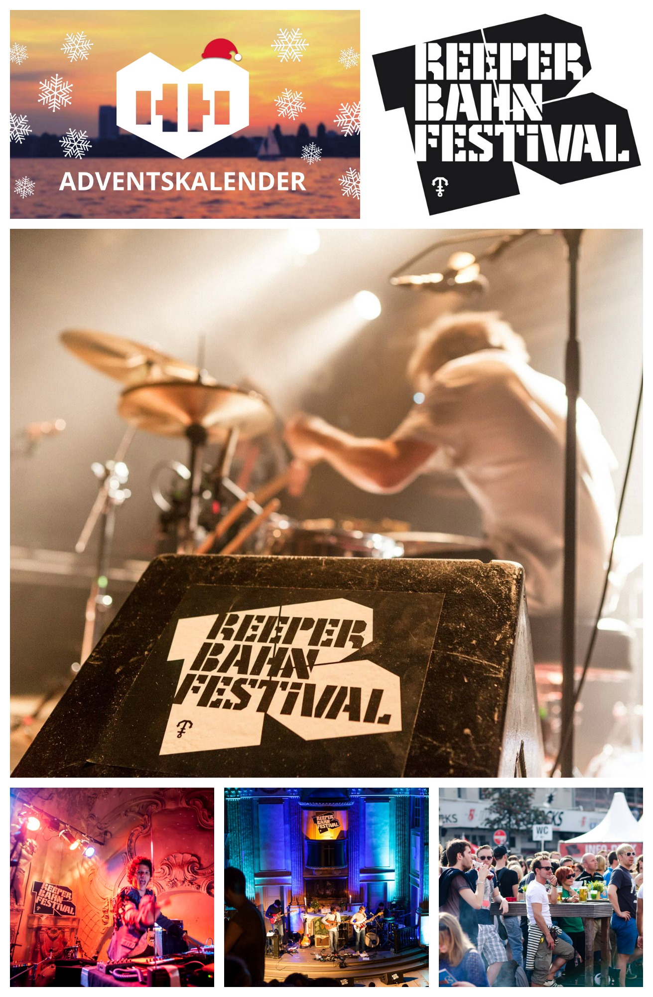 t rchen 24 wir verlosen heute 2x1 ticket f r das reeperbahn festival 2015 plus m tze t shirt. Black Bedroom Furniture Sets. Home Design Ideas