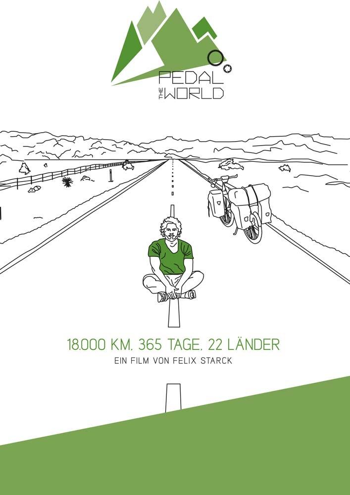 pedal the world km durch 22 l nder in einem jahr. Black Bedroom Furniture Sets. Home Design Ideas