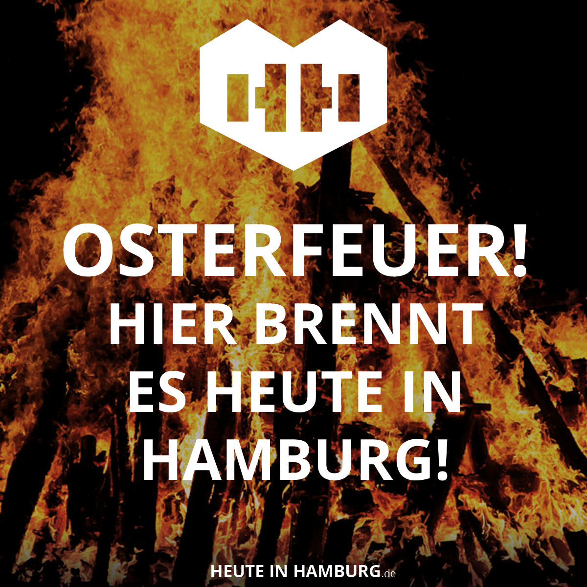 warum hamburg heute im nebel versinkt viele gem tliche osterfeuer in der stadt wo die. Black Bedroom Furniture Sets. Home Design Ideas