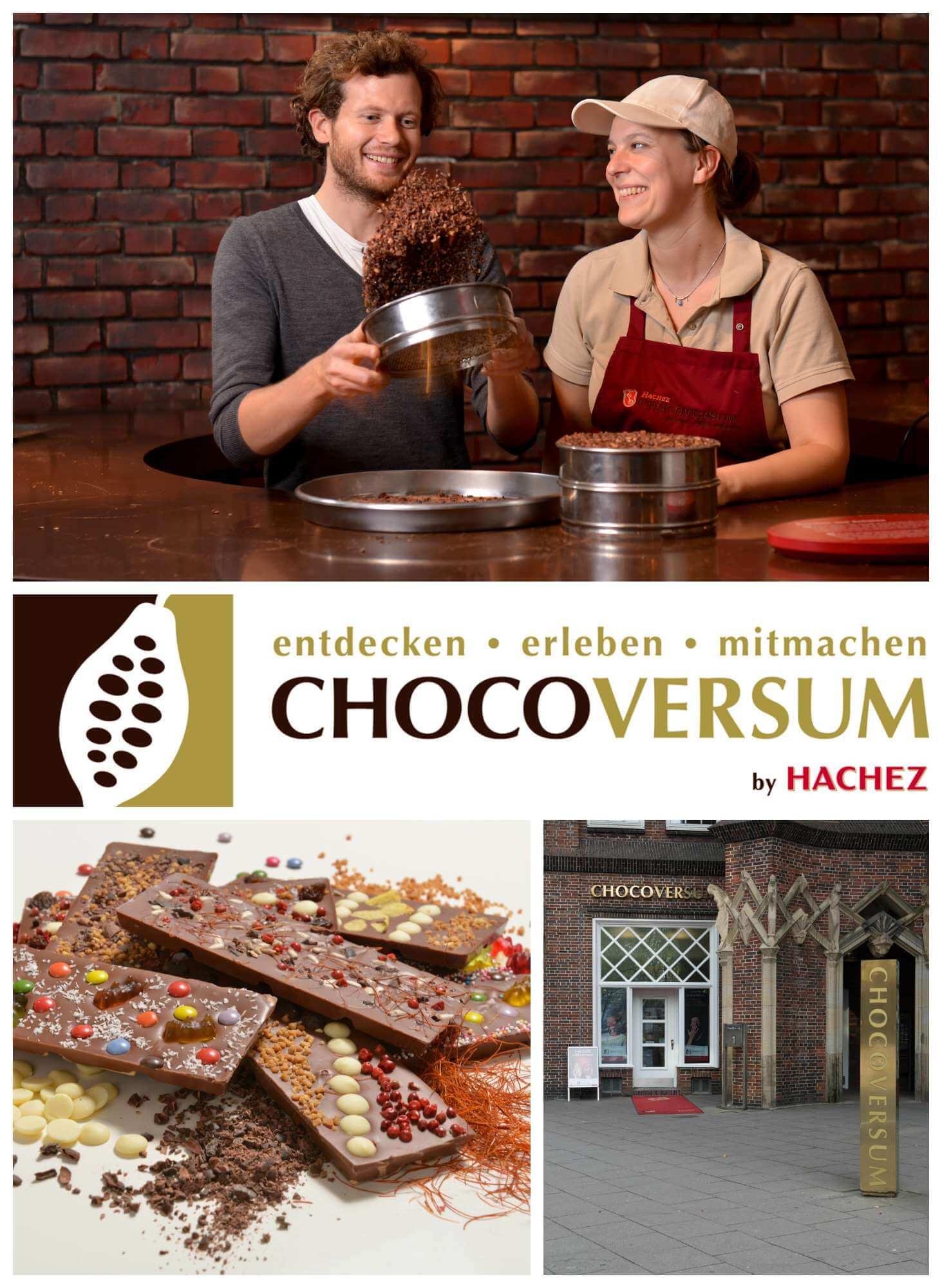 Gegen Schokolade kann man nun wirklich nichts sagen. Ja
