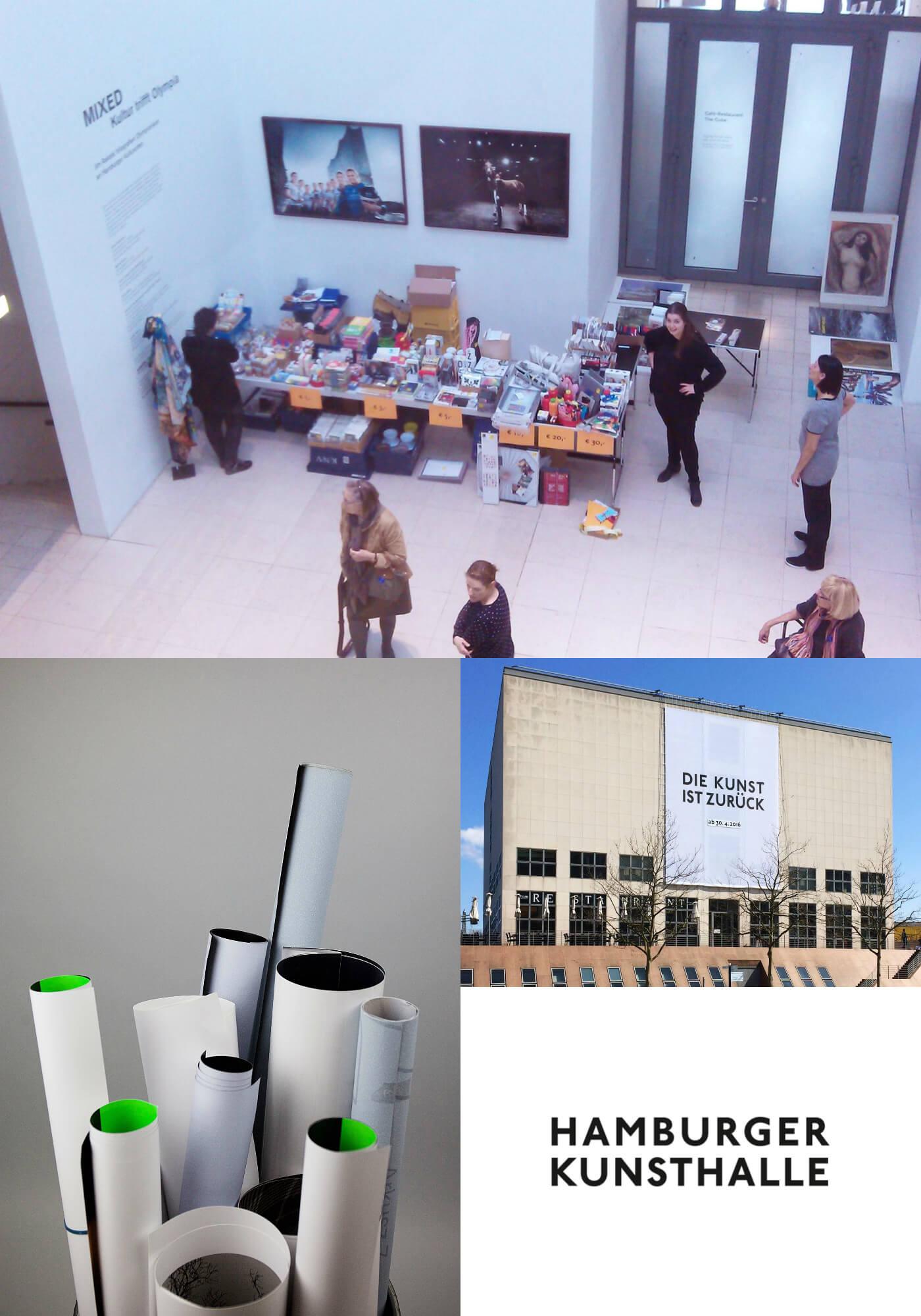 flohmarkt der hamburger kunsthalle der museumsshop die bibliothek machen platz f r neues. Black Bedroom Furniture Sets. Home Design Ideas