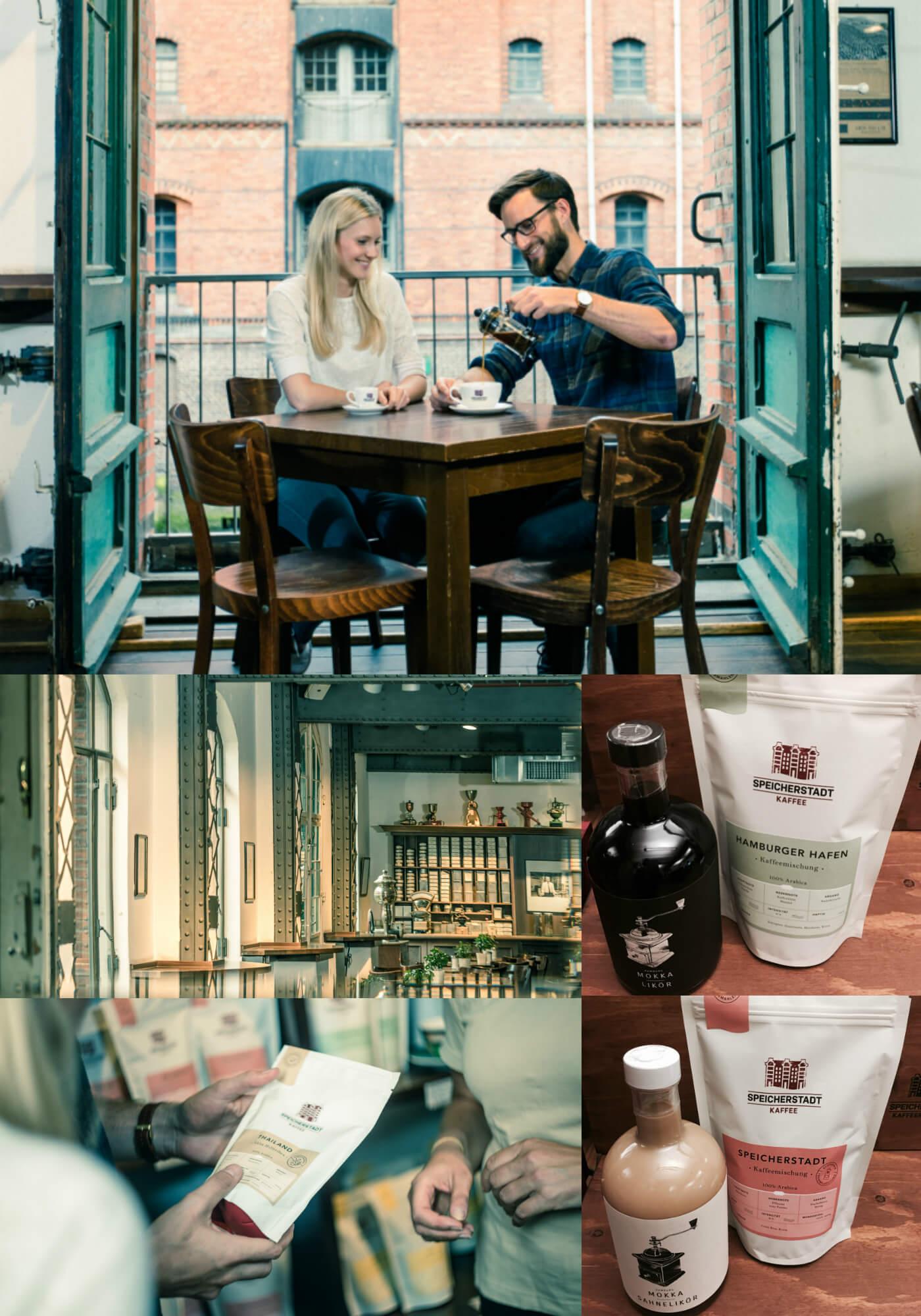 f r alle genie er verlosen wir 10x1 geschenkpaket der speicherstadt kaffeer sterei mit kaffee. Black Bedroom Furniture Sets. Home Design Ideas