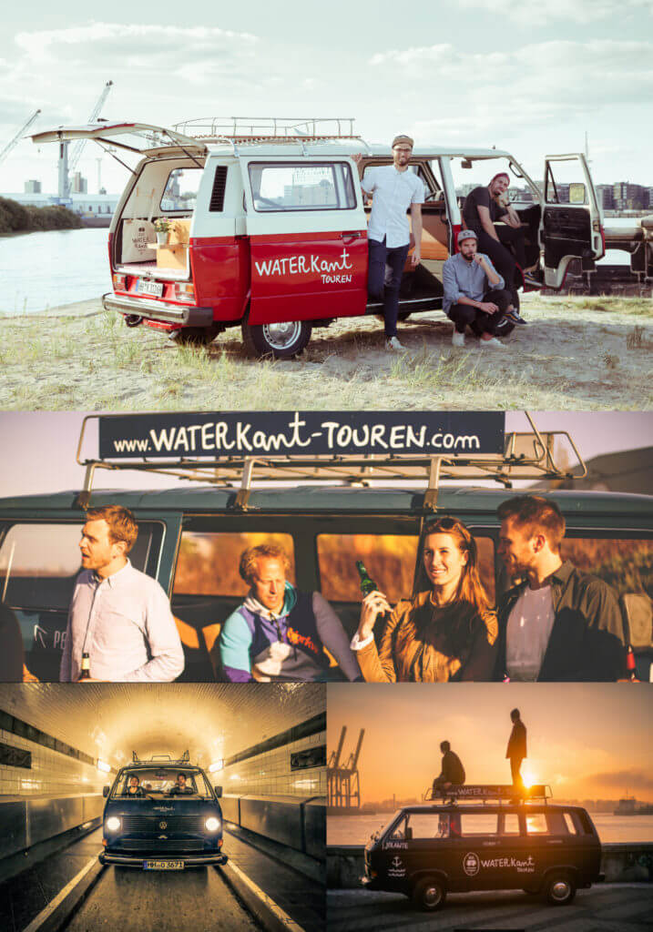 Türchen 04 &#x1F384 Im Bulli durch Hamburg: Wir verlosen eine Lotsen-Tour von Waterkant Touren!