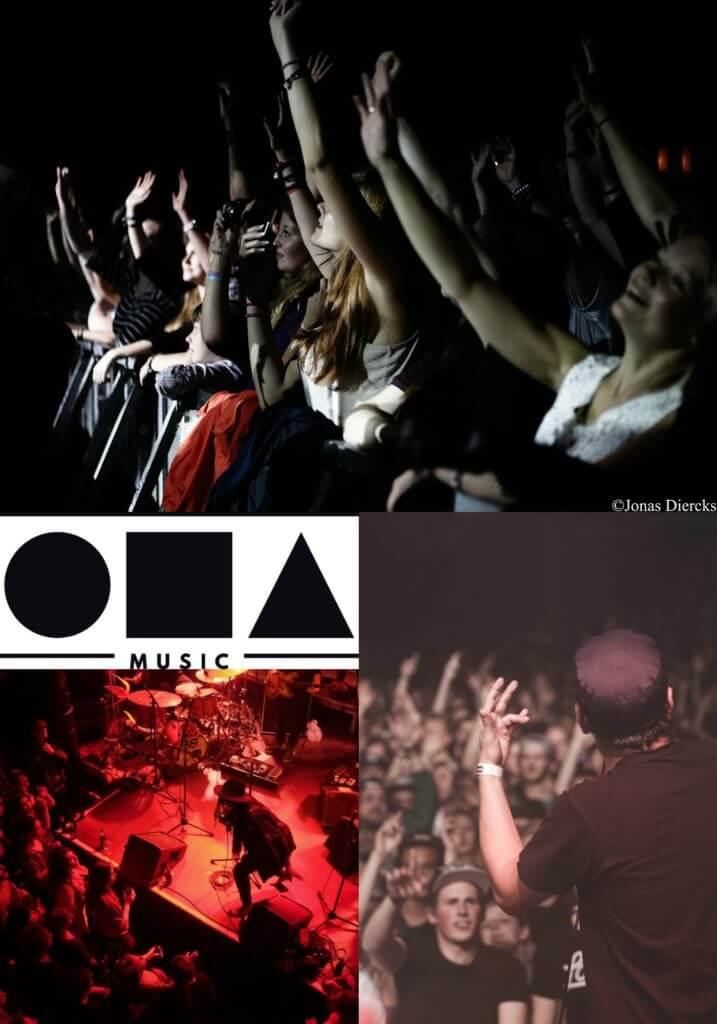 Türchen 03 &#x1F384 Konzerte, Konzerte, Konzerte! Wir verlosen 3×2 Tickets für ein Konzert deiner Wahl von OHA! Music!
