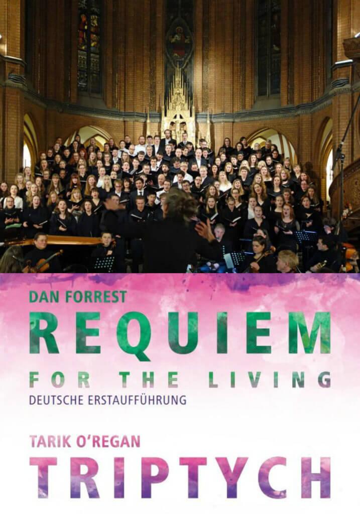 Das kann sich hören lassen: Der Chor der HAW singt großartige Werke in atemberaubender Kulisse! 👍 Noch bis morgen!