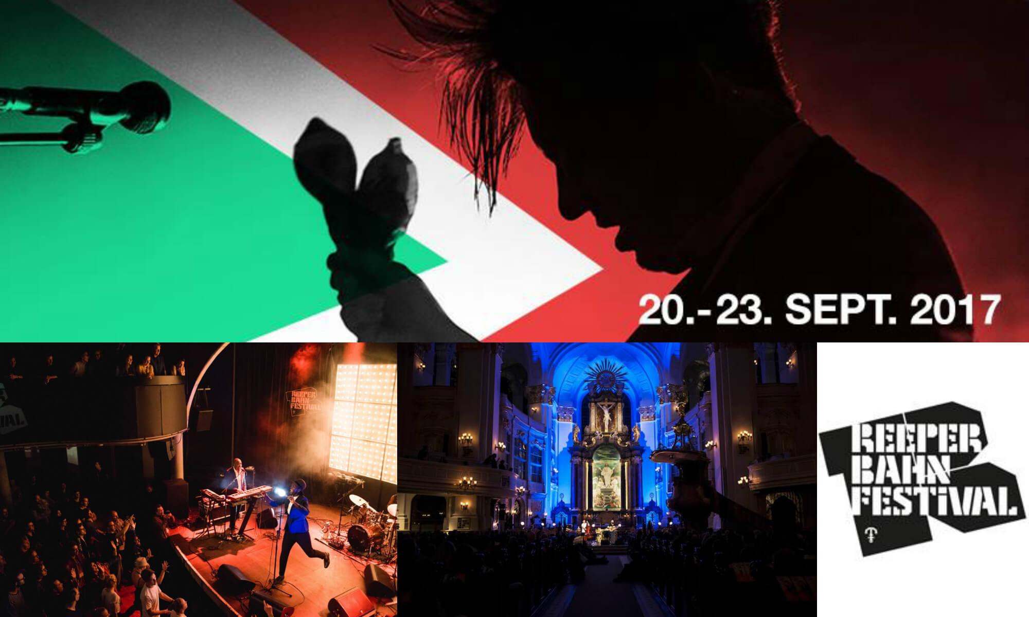 via Lena Meyer, Florian Trykowski, Reeperbahn Festival