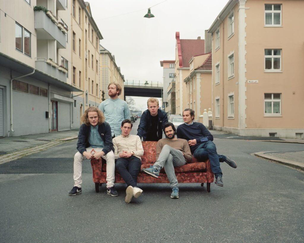 Last night I had a dream about Kakkmaddafakka! Feinster Indie-Pop aus Norwegen!