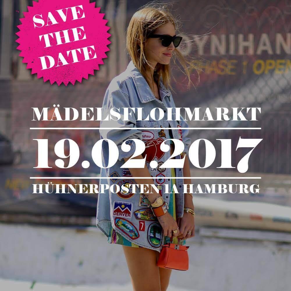 Der Mädelsflohmarkt ist wieder da – der Sonntag ist gerettet! Shoppen, stöbern und feilschen was da Zeug hält!