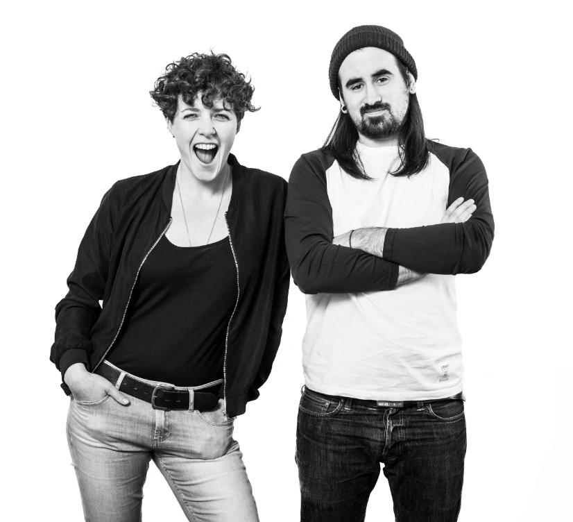 Bender & Schillinger stellen ihr neues Album vor! Dich erwarten schöne, warme Klänge & und facettenreiche Texte!