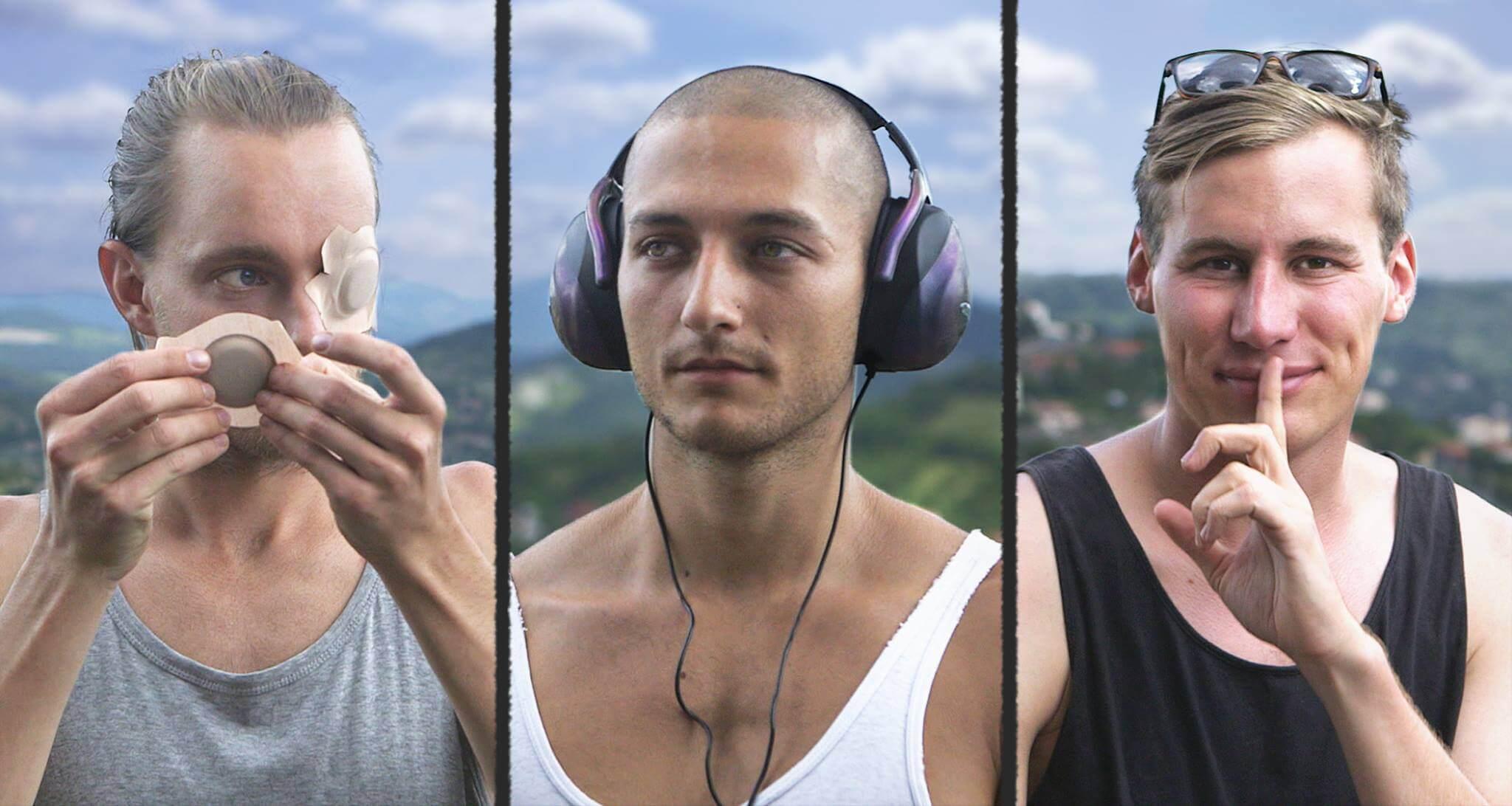 Drei Von Sinnen