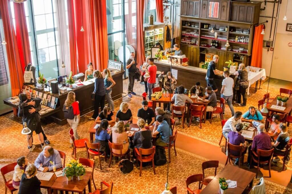 """Weiter geht's bei der altonale: heute mit dem 2. Altonale Salon """"Urbaner Raum"""" & dem Flying Dinner!"""