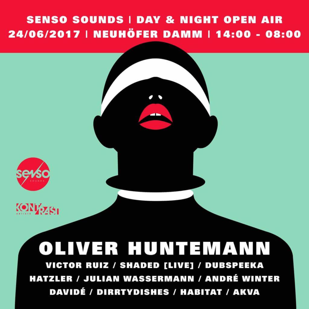 Das Senso Sounds Open Air hat ein krasses Line Up am Start! Das wird fett – garantiert!