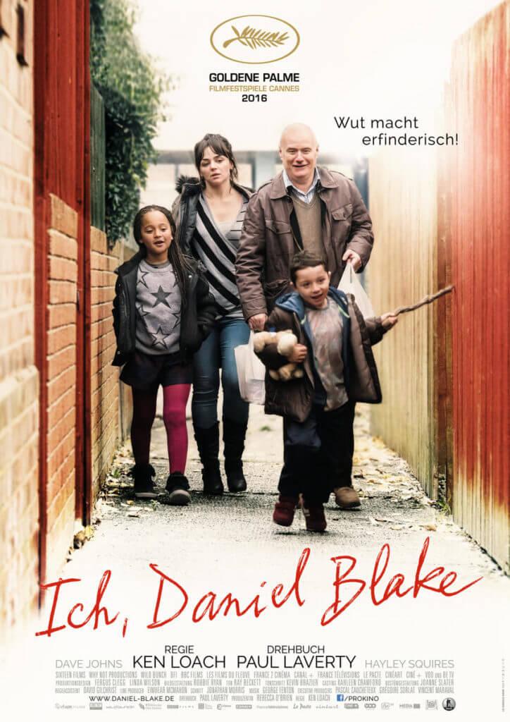 """Das St. Pauli Sommerkino präsentiert dir eine schöne Schicksalgeschichte: """"Ich, Daniel Blake""""!"""