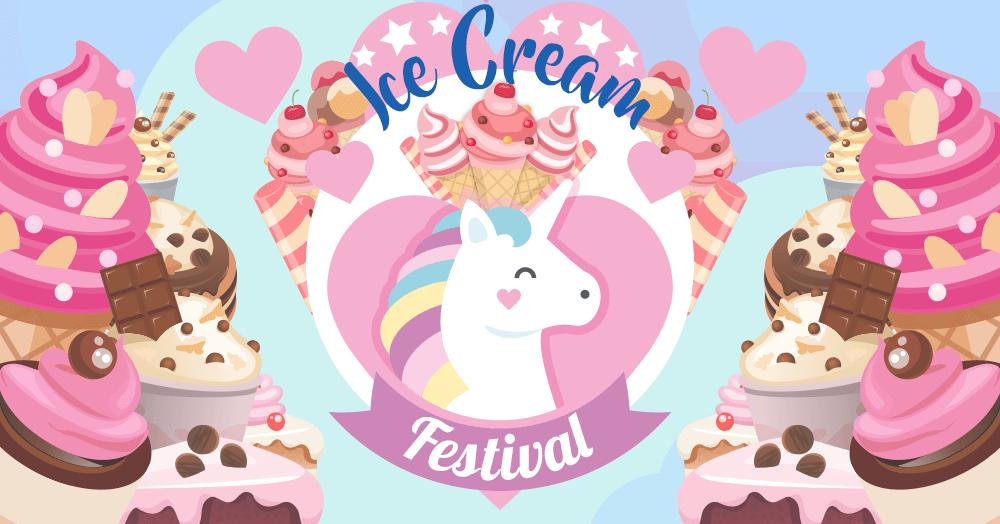 Eis geht bei dir zu jeder Tageszeit? Dann ist das Ice Cream Festival garantiert dein Paradies!