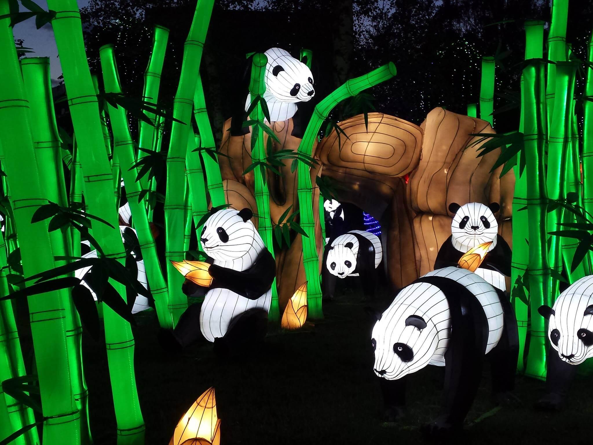 Das chinesische Laternenfest gibt dir einen wunderschönen Einblick in die chinesische Tradition!