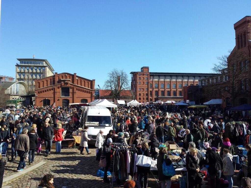 Flohmarkt-Liebhaber aufgepasst: Das hier ist ein Paradies für Trödel, Second-Hand & Besonderes!