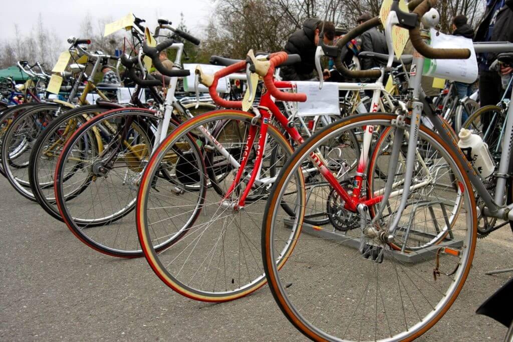 Du suchst einen neuen Drahtesel? Beim Fahrradmarkt könntest du fündig werden!