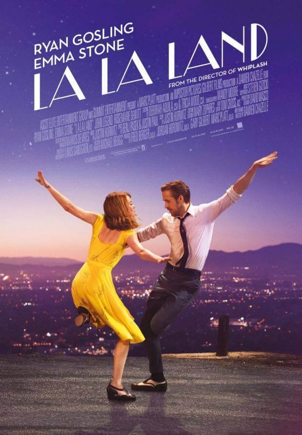 """Film oder Musical, das ist hier die Frage! Antworten gibt's bei """"La La Land"""" im Schanzenkino! 🎞"""