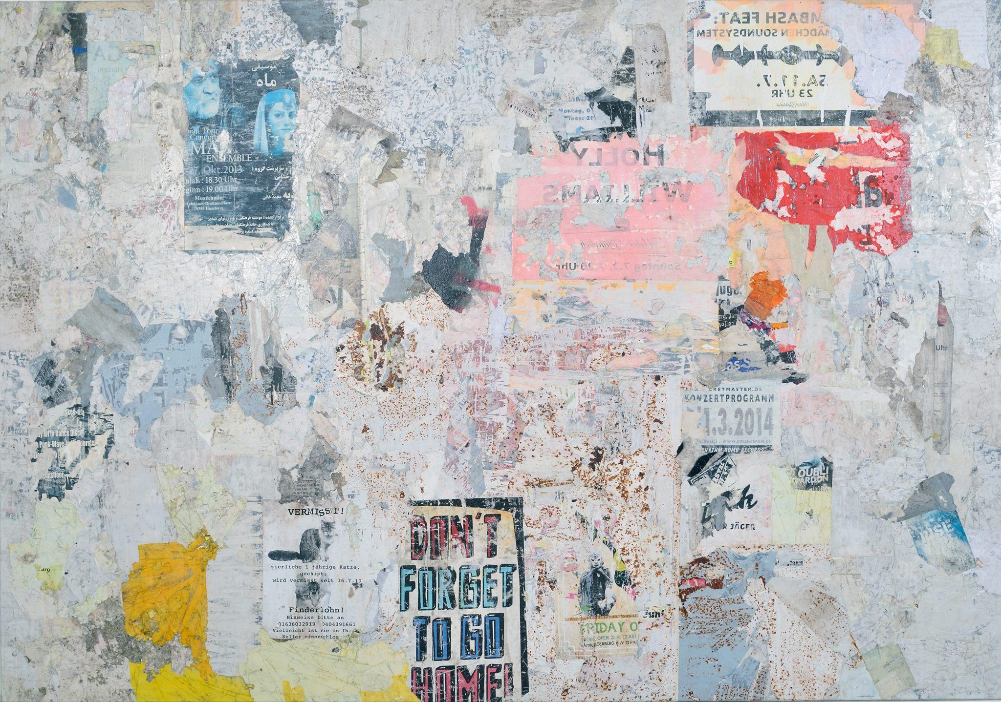 """Die Ausstellung """"Poesie der Straße"""" erzählt die vielseitigsten Geschichten der Großstadt!"""