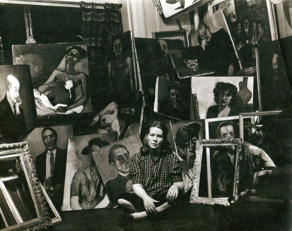 In der Doku »Alice Neel« erhältst du einen Einblick in das Leben der Künstlerin!