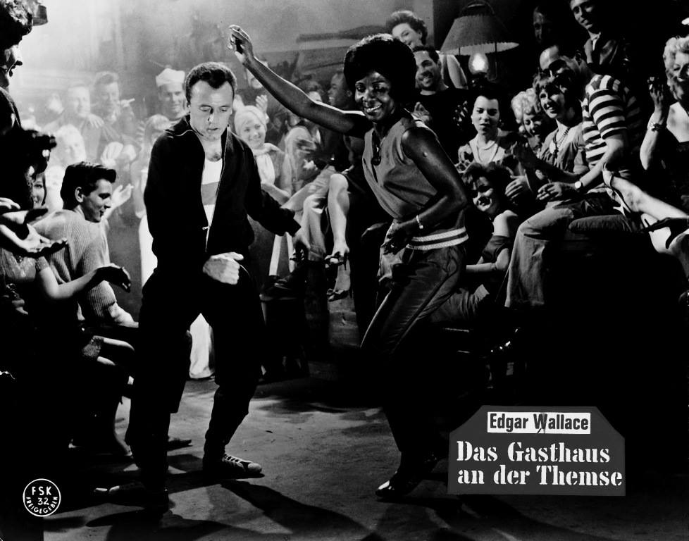 """Das SpelunkenKino präsentiert den Edgar-Wallace-Film: """"Das Gasthaus an der Themse""""!"""