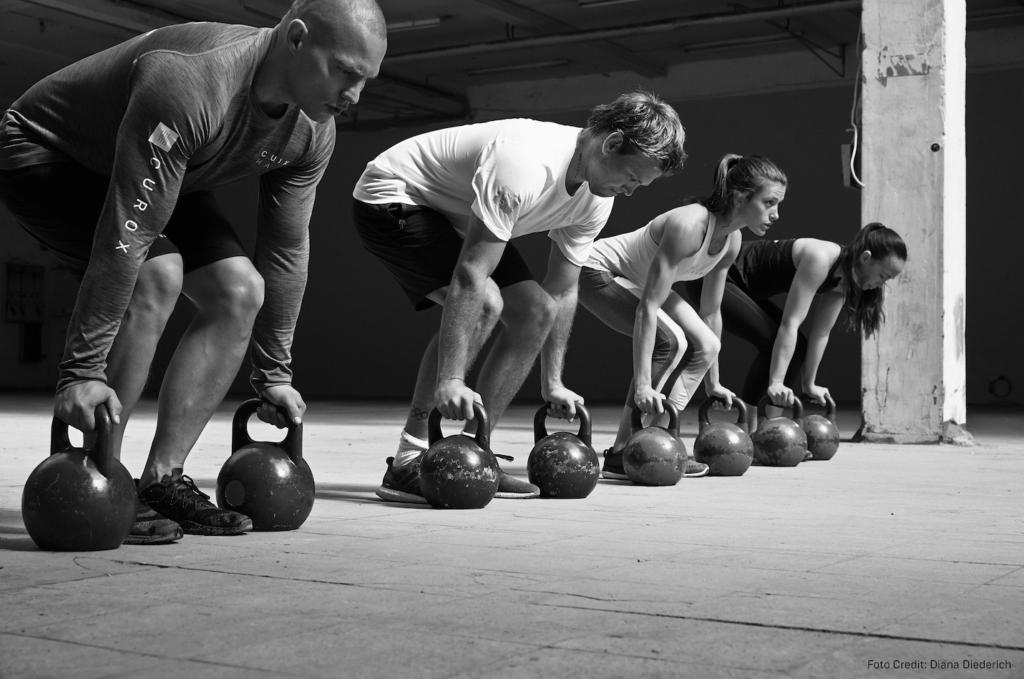 Das CUROX Training Weekend macht dich fit für die Fitness-Competition des Jahres!👌