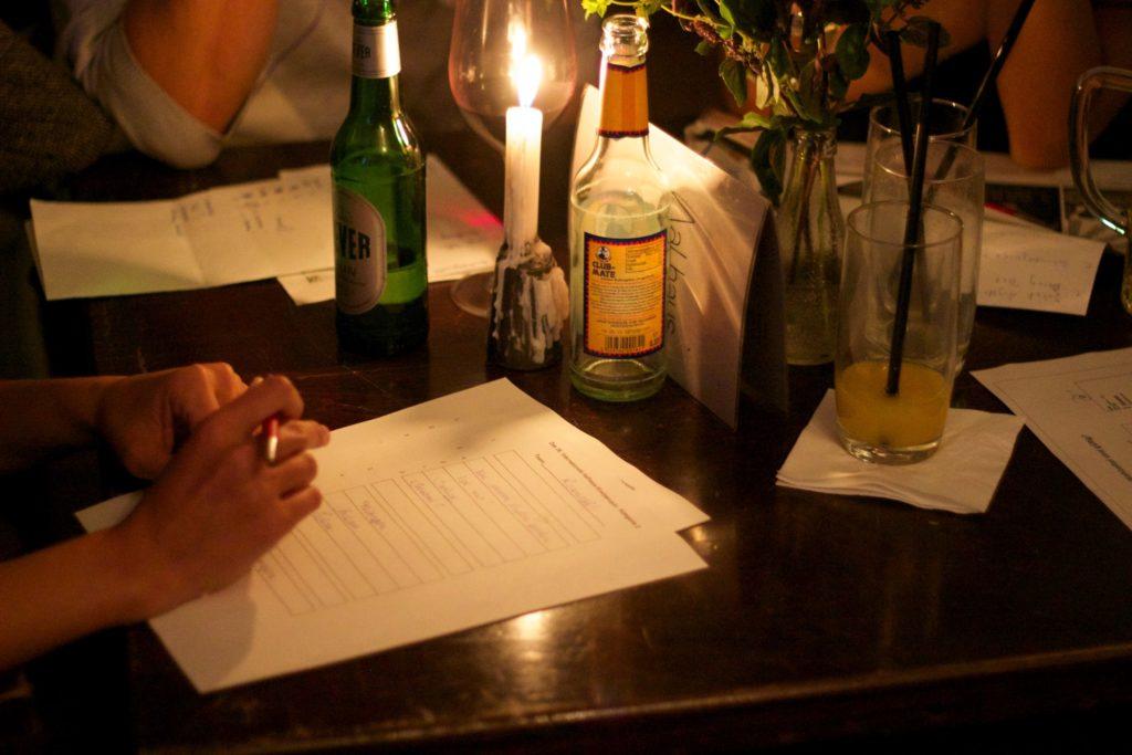 Rätseln und dazu ein gutes Bier! Das geht bei Quissi – dem Aalhaus-Kneipenquiz.