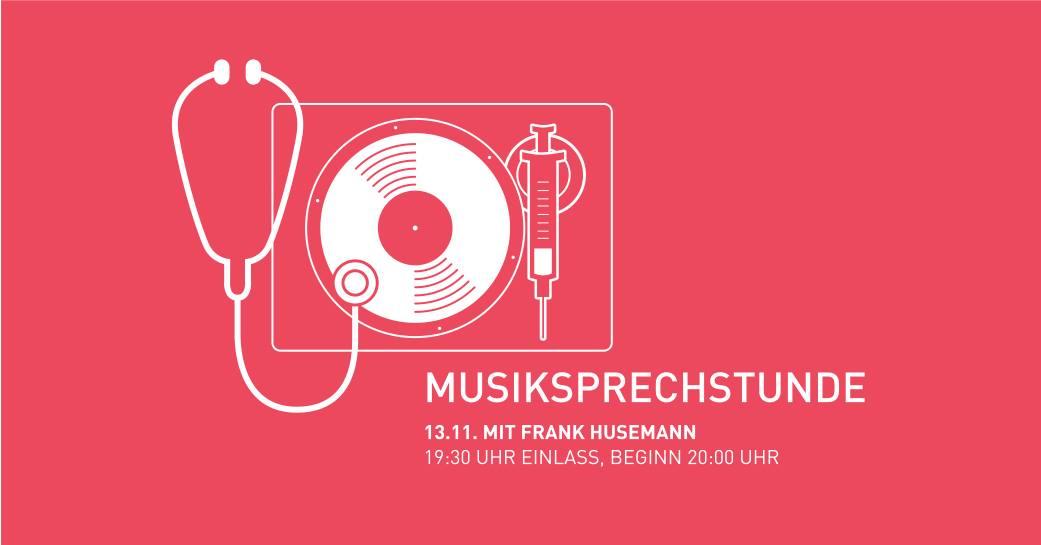In der Musiksprechstunde wird über die Geschichte der Musik geplaudert!