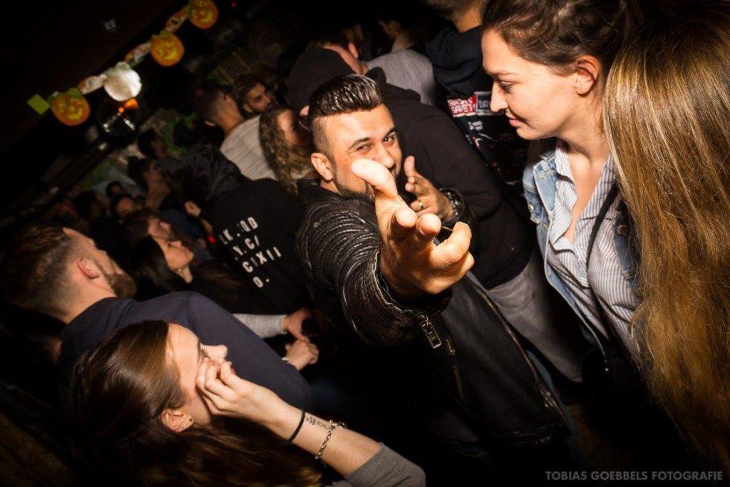Namaste verspricht feinste Musik von Dancehall bis Trap!