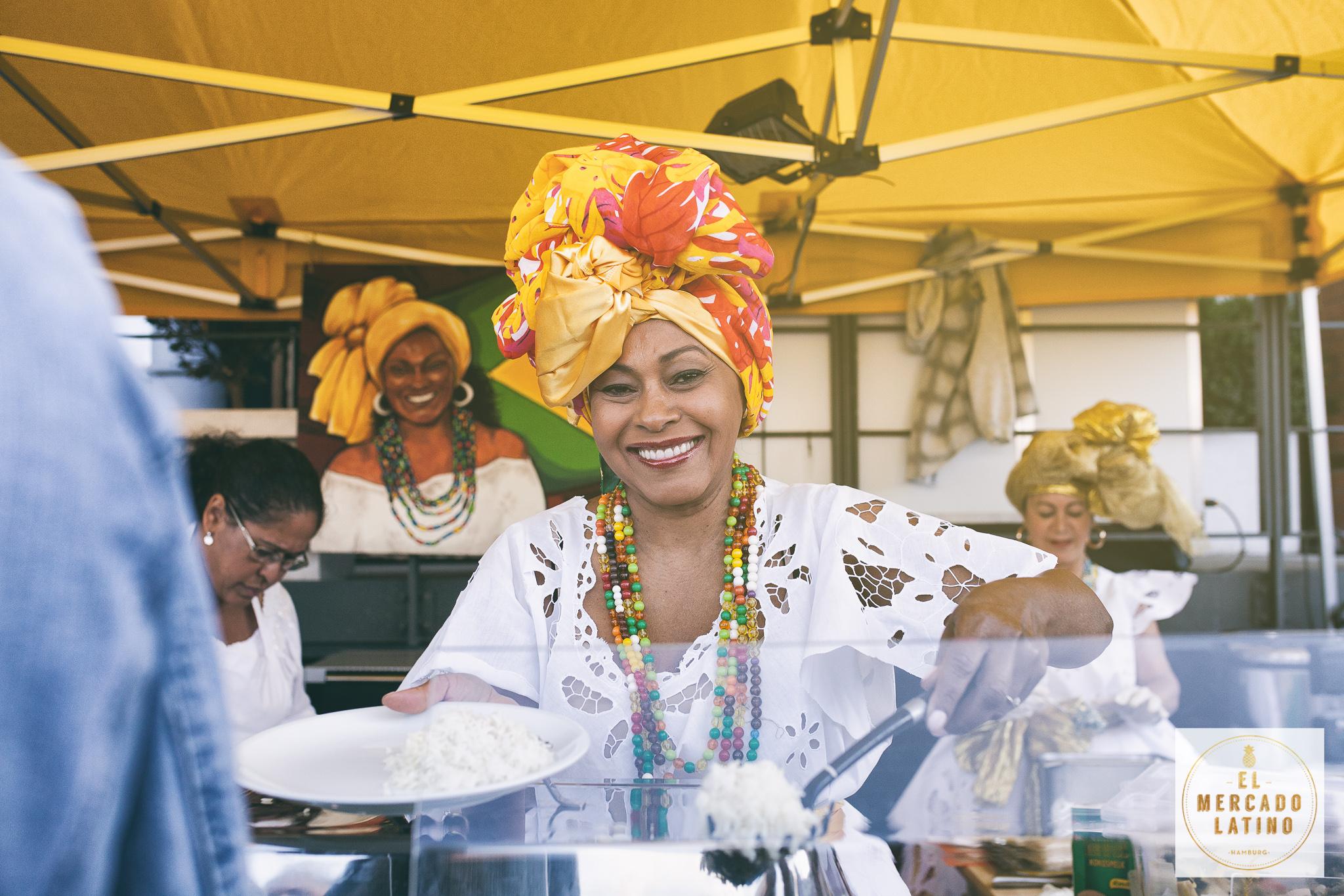 Jetzt wird's lecker: Beim El Mercado Latino erwartet dich Latin Street Food & Kultur! 😋