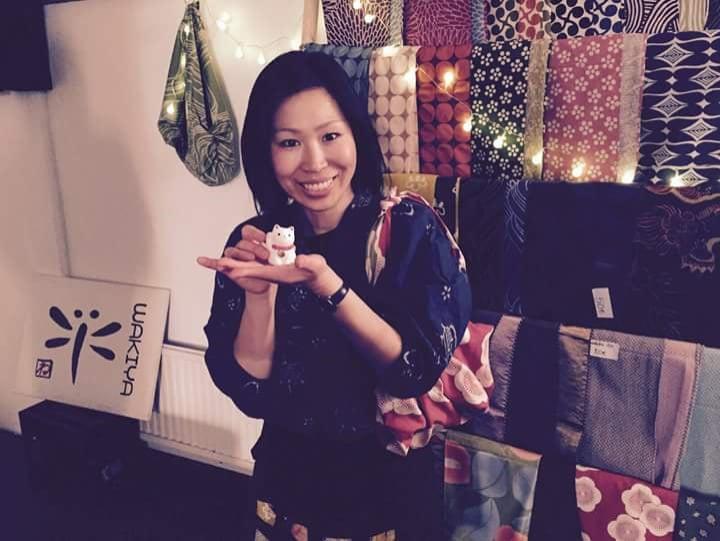 Freu dich auf einen kreativen Weihnachtsmarkt mit japanischem Flair! ❤️