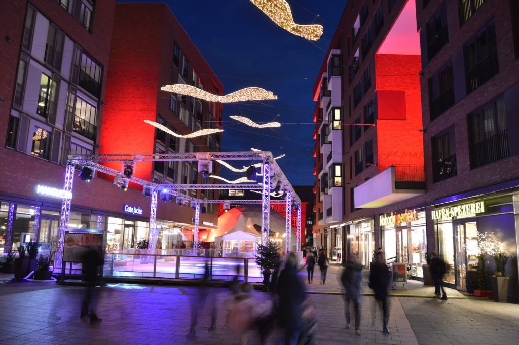 Die WinterLounge vereint 2 tolle Dinge: AfterWork und Weihnachtsmarkt!