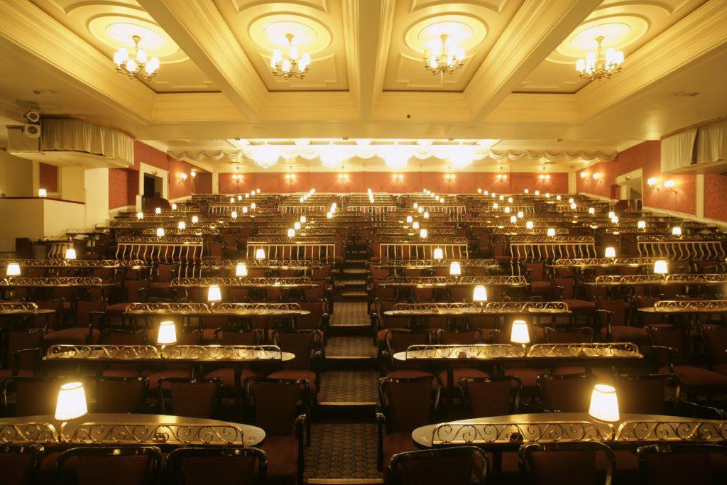 Das Hansa-Varieté-Theater bringt dich mit talentierten Artisten zum Staunen!