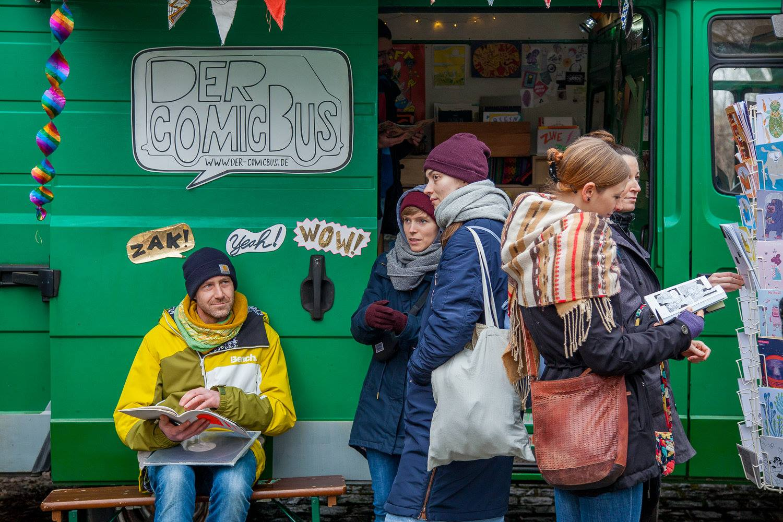 Der Kulturflohmarkt FlohZinn ist genau das Richtige für Groß & Klein!