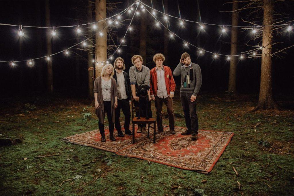 Die Band Torpus & The Art Directors geht mit ihrem 3. Album an den Start!