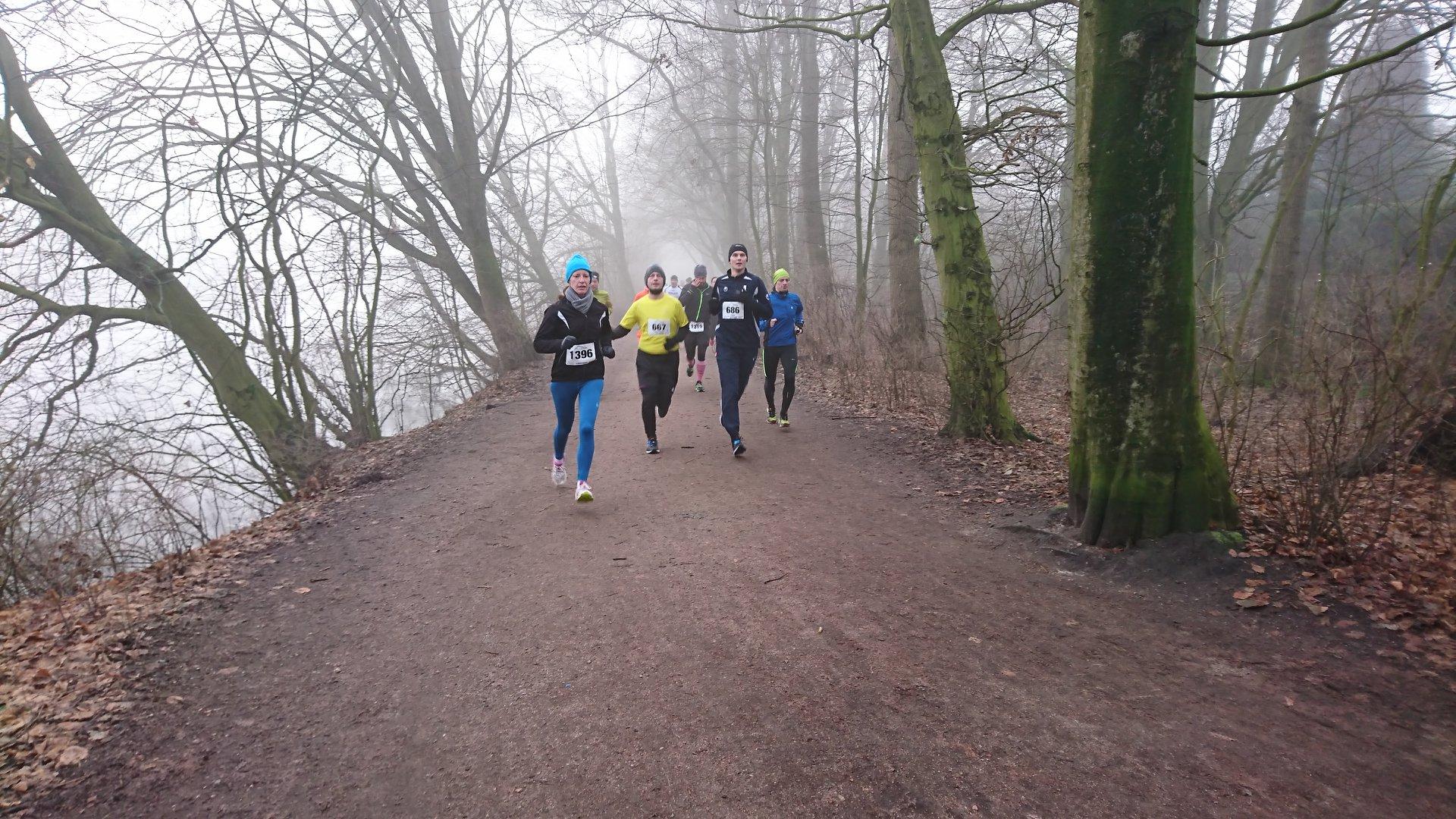 Schaffst du die meisten Runden beim Lauf durch den Inselpark? 🥇