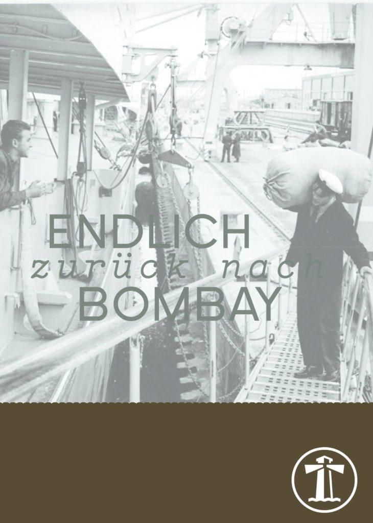 """Komm an Bord! Die Lesung """"Endlich zurück nach Bombay"""" nimmt dich mit auf hohe See!"""