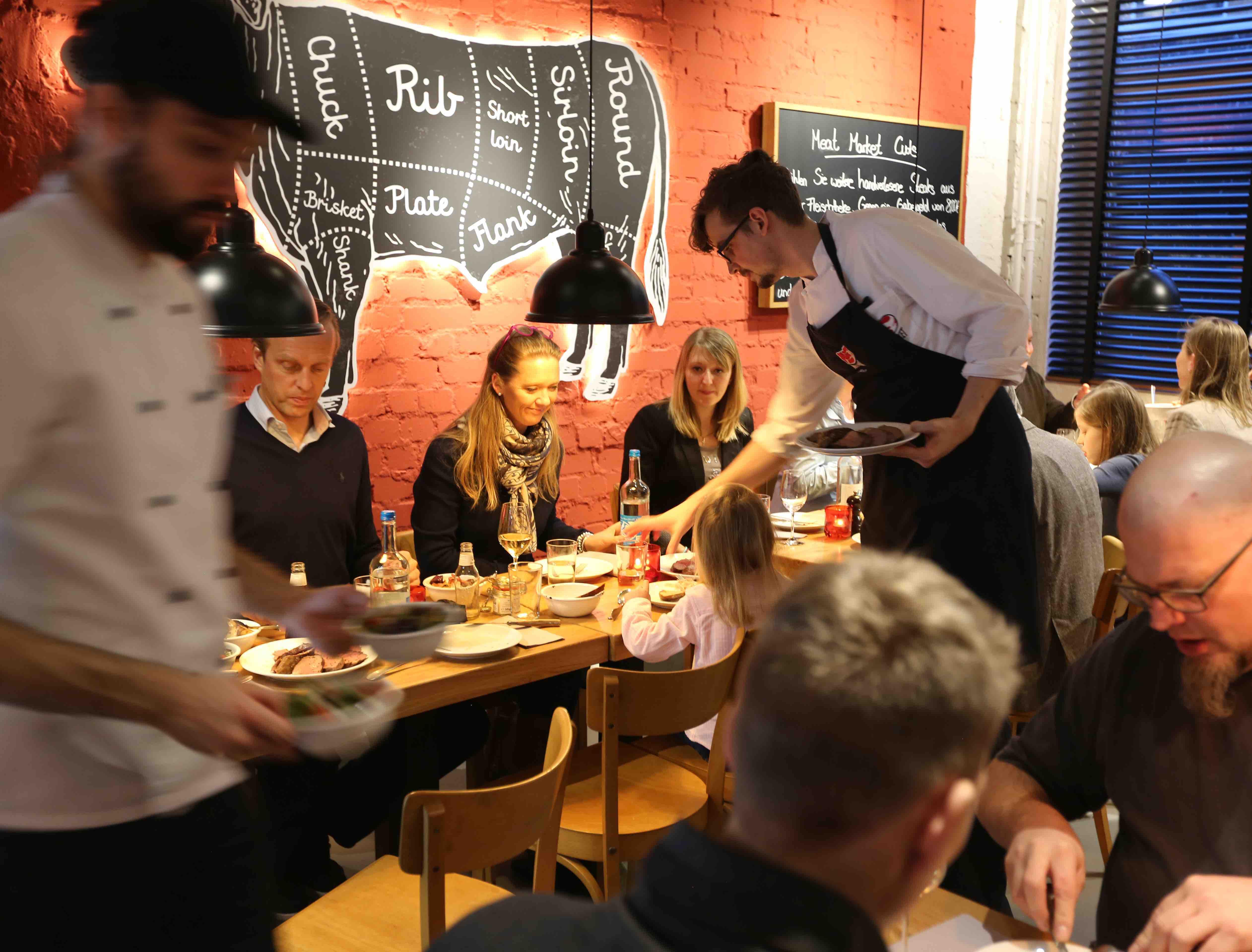 Es wird angegrillt: Beim Butcher's Night Special gibts besondere Leckereien vom Grill!
