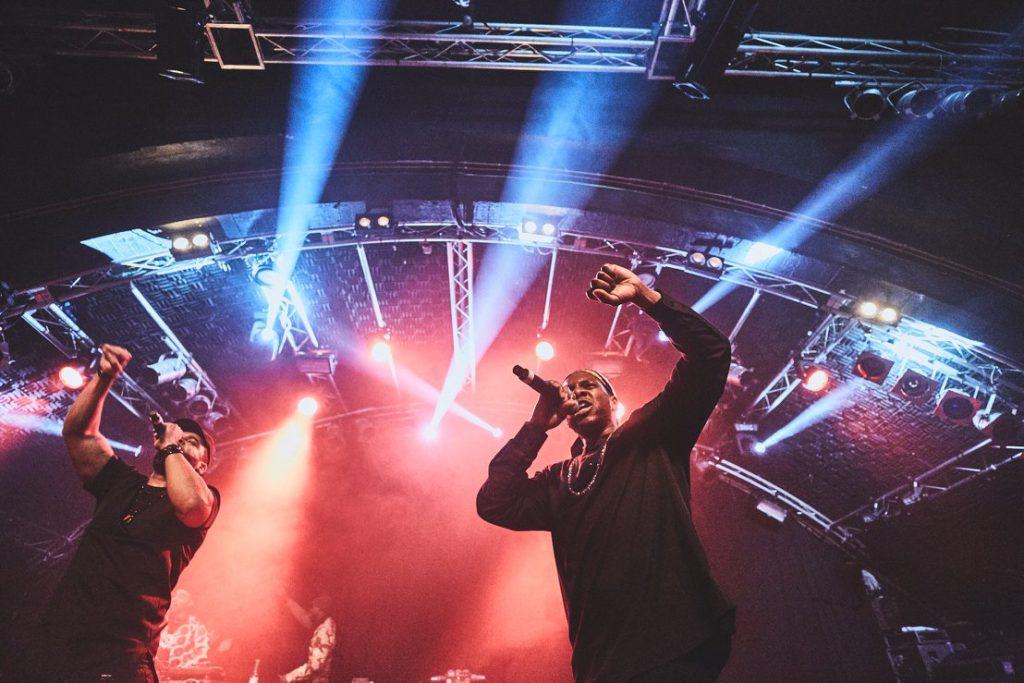 Mit Rap for Refugees wird es eine vielfältige & bunte Nacht!