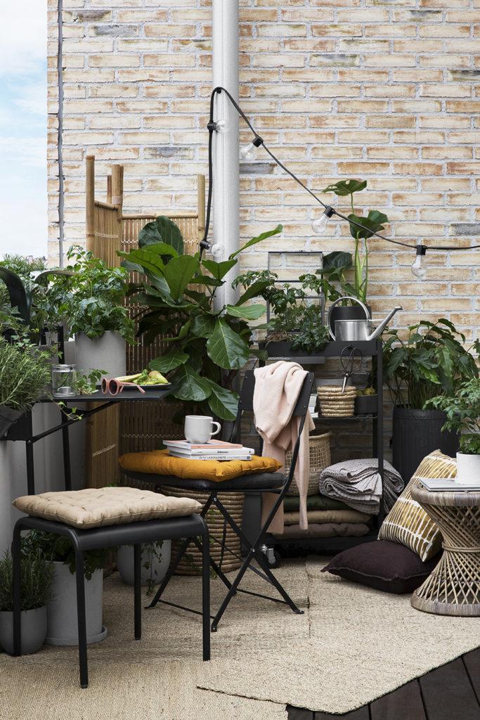 Bringe deinen Balkon auf Vordermann: Heute Abend gibts im Granit-Store 30%!
