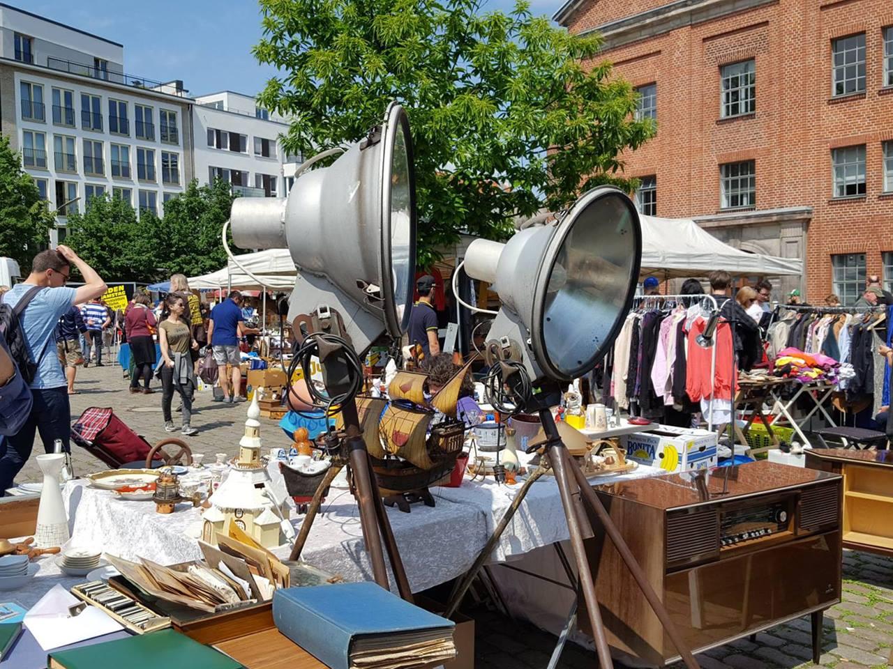 Flohmarkt Hamburg Heute Rahlstedt