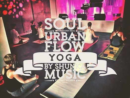 Sphärische Klänge mitten in der Großstadt – Das ist urban flow Yoga!