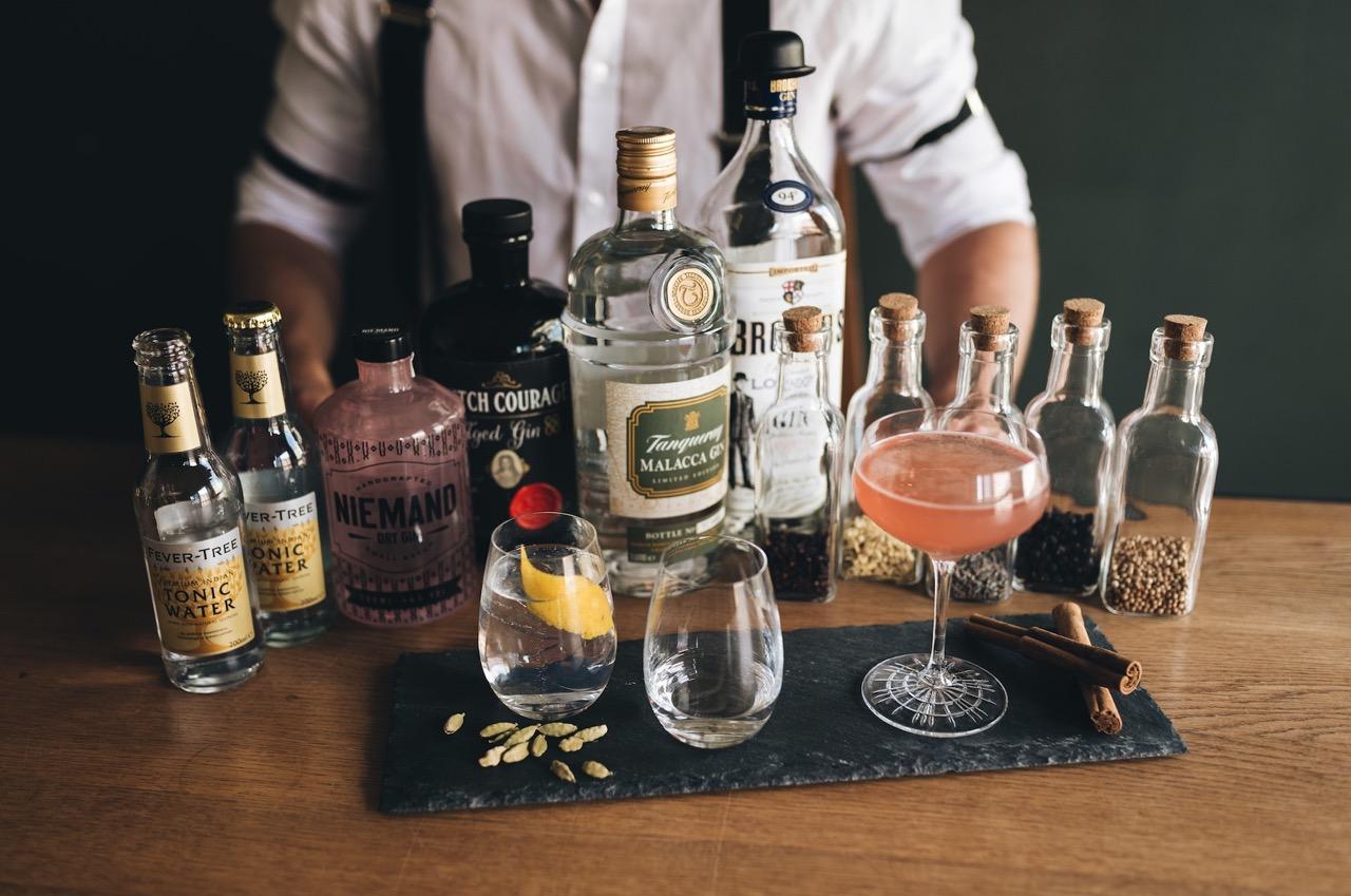 Gin Tasting Hamburg Gin