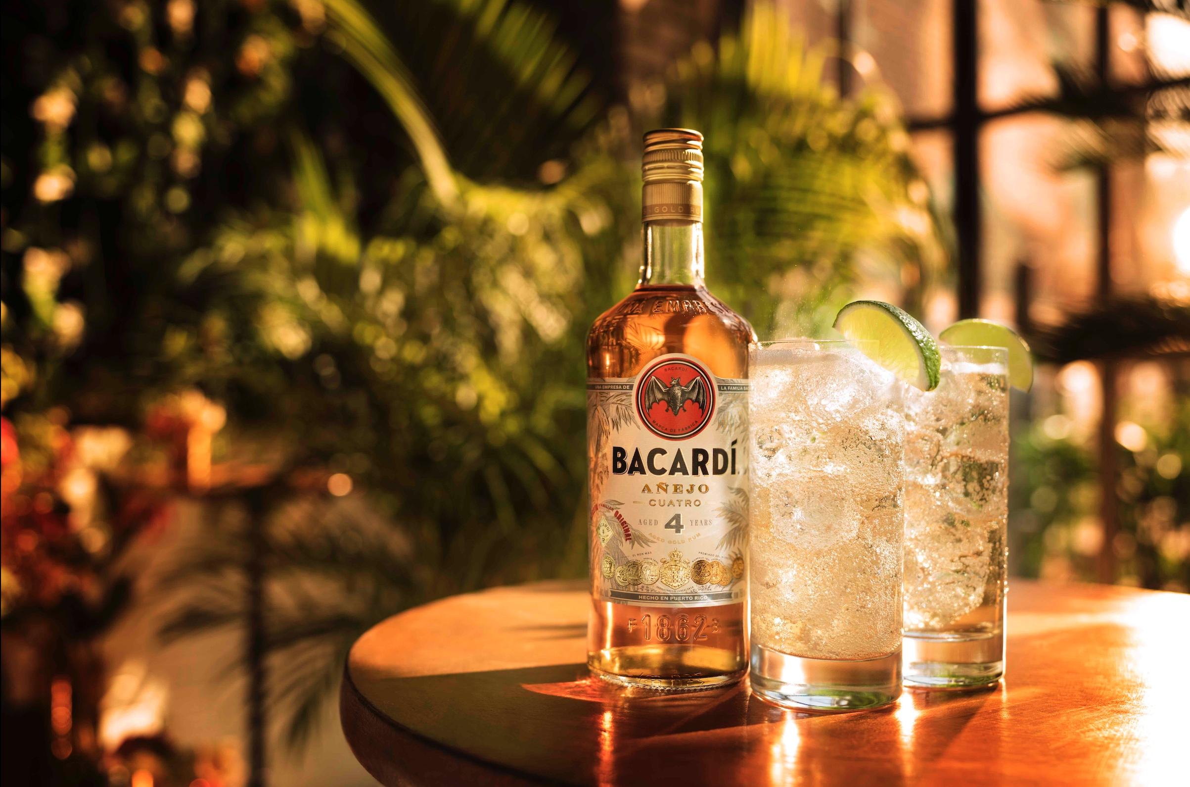 Bacardi Rum Room