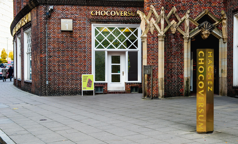 Chocoversum Weihnachtsshopping