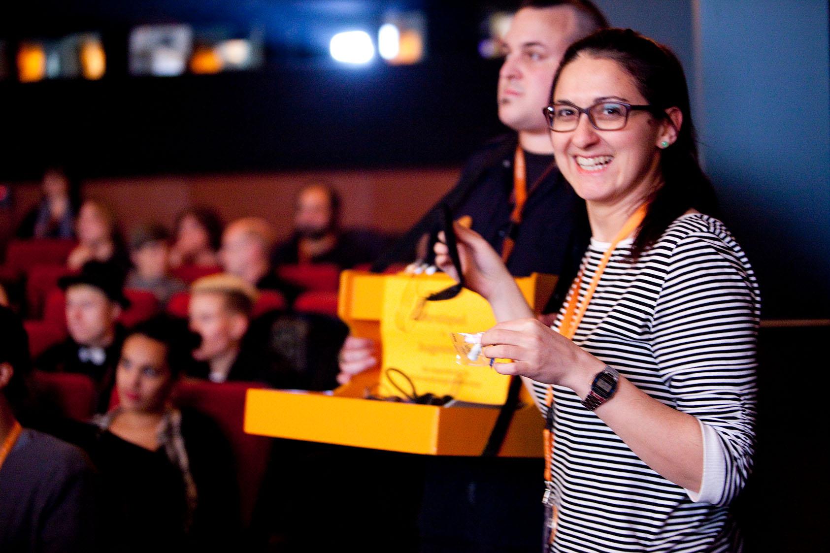 Kurzfilmfestival Klappe Auf