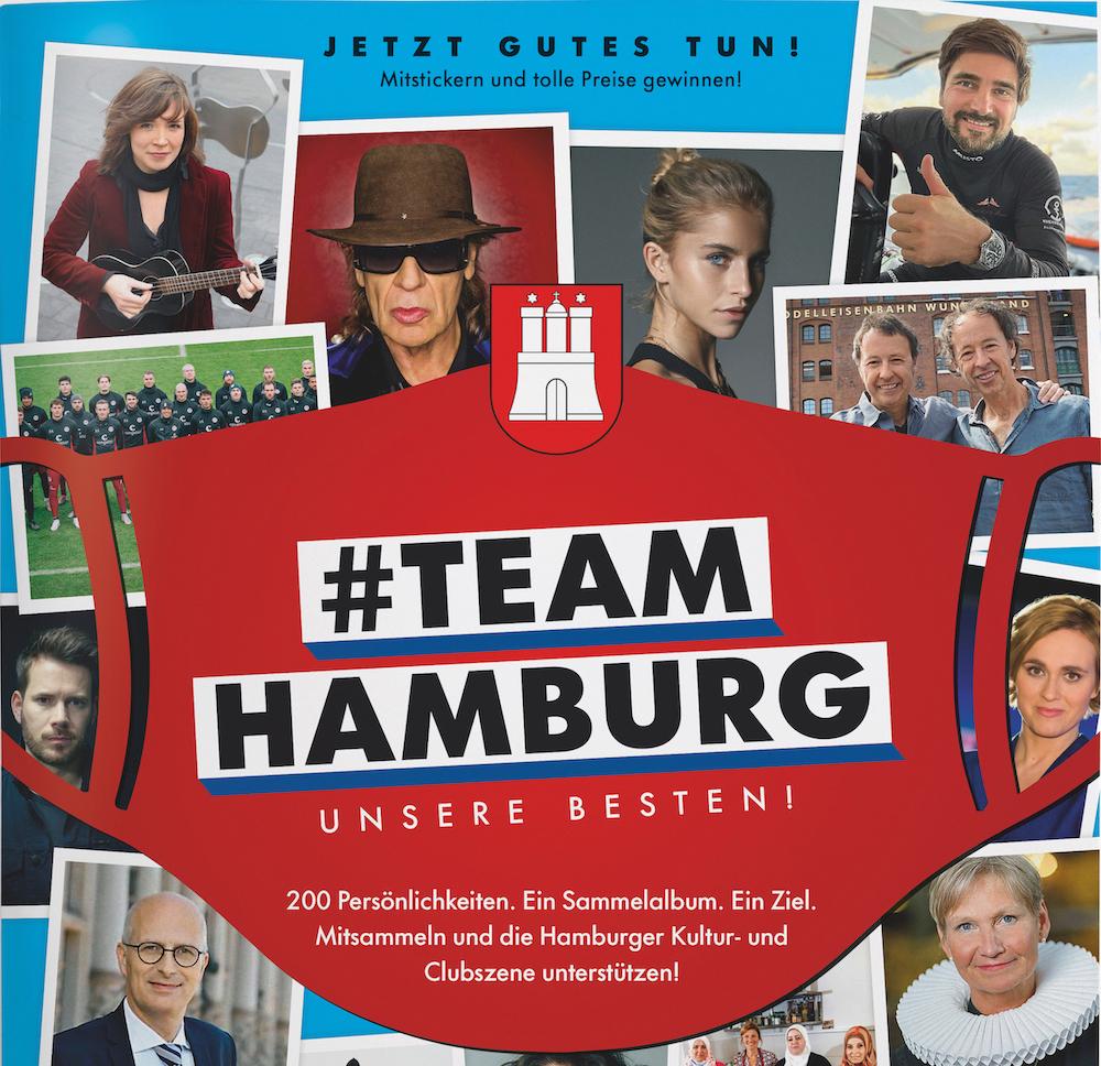 TeamHamburg Sammelalbum
